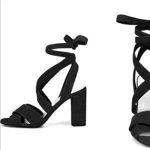 *new* Via Spiga Cerci Lace Up Sandals